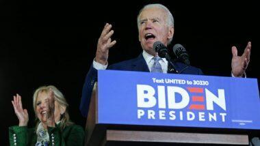 Joe Biden Elected 46th US President: వైట్హౌస్ నుంచి ట్రంప్ ఔట్, అమెరికా 46వ అధ్యక్షుడిగా జో బిడెన్, ఉపాధ్యక్షురాలిగా కమలా హ్యారిస్, బైడెన్ జీవిత చరిత్రను ఓ సారి తిరగేస్తే..