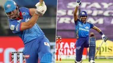 MI vs DC IPL 2020 Final: ఈసారి ఐపీఎల్ కప్ ఎత్తుకెళ్లేదెవరు? అయిదుపై గురిపెట్టిన ముంబై ఇండియన్స్, తొలిసారి కప్ను ముద్దాడాలనే కసితో ఢిల్లీ క్యాపిటల్స్, రాత్రి గం. 7.30 నుంచి స్టార్ స్పోర్ట్స్–1లో ఫైనల్ మ్యాచ్ ప్రత్యక్ష ప్రసారం