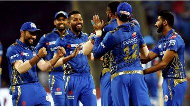 IPL 2020: ఐపీఎల్ 2020 ఫైనల్కు దూసుకెళ్లిన ముంబై ఇండియన్స్,  ప్లేఆఫ్స్ తొలి మ్యాచ్లో దిల్లీ క్యాపిటల్స్పై ఘనవిజయం, ఈరోజు సన్రైజర్స్ హైదరాబాద్ మరియు రాయల్ ఛాలెంజర్స్ బెంగళూరు మ్యాచ్
