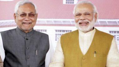 Nitish Kumar as Next CM of Bihar: బీహార్ సీఎంగా రేపే నితీష్ కుమార్ ప్రమాణ స్వీకారం, ఏడవసారి ముఖ్యమంత్రిగా ప్రమాణ స్వీకారం చేయబోతున్న జేడీయూ అధినేత, డిప్యూటీ సీఎంపై కొనసాగుతున్న సస్పెన్స్