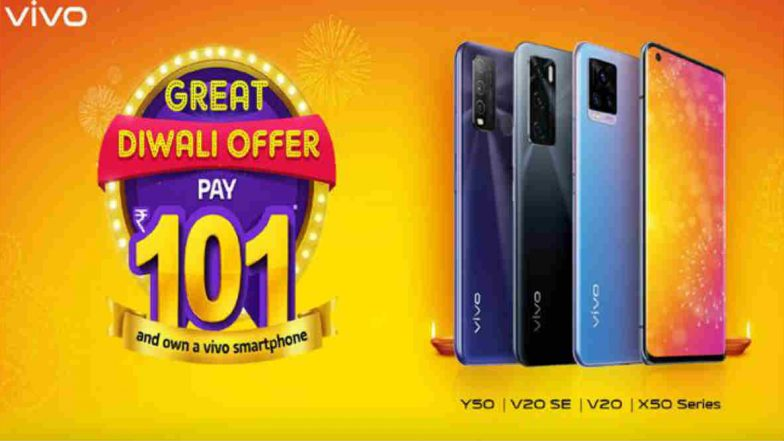 Vivo Diwali Offer: రూ.101 కే వివో స్మార్ట్ఫోన్లు, దివాళి ఆఫర్ అంటూ ట్వీట్ చేసిన వివో కంపెనీ, మైక్రోమాక్స్ నుంచి బడ్జెట్ ధరకు రెండు స్మార్ట్ఫోన్లు, ఫీచర్లపై ఓ లుక్కేయండి