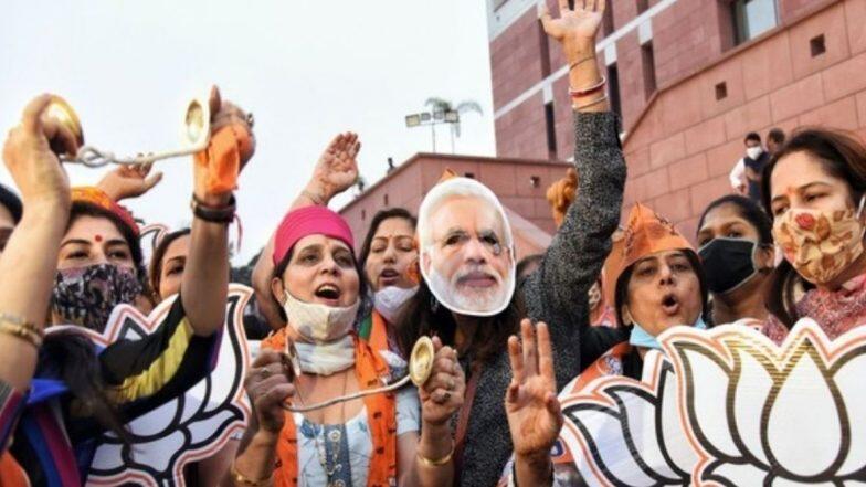 Bihar Assembly Election Results 2020: బీహార్లో బీజేపీ విజయఢంకా, అతి పెద్ద పార్టీగా అవతరించిన ఆర్జేడీ, 125 సీట్లతో అధికారాన్ని ఏర్పాటు చేయనున్న ఎన్డీయే కూటమి