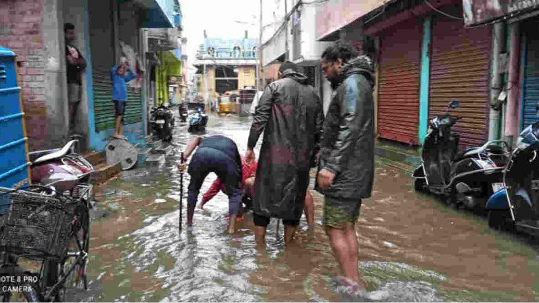 Burevi Cyclone: బురేవి తుఫాన్ భయం ఇంకా పోలేదు, దక్షిణ తమిళనాడులో స్థిరంగా కొనసాగుతున్న బురేవి తుఫాన్, ఈ రోజు తీరం దాటే అవకాశం, మూడు రాష్ట్రాల్లో అతి భారీ వర్షాలు కురిసే అవకాశం