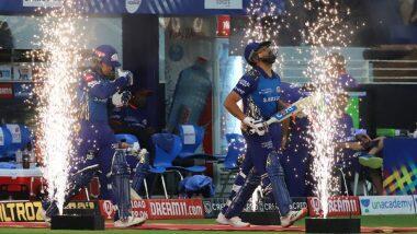 MI Win IPL 2020 Trophy: ఢిల్లీ ఆశలకు రోహిత్ చెక్, ఐపీఎల్ 2020 టైటిల్ను ఎగరేసుకుపోయిన ముంబై ఇండియన్స్, 2013, 2015, 2017, 2019, 2020లో ఛాంఫియన్స్గా అవతరించిన ముంబై