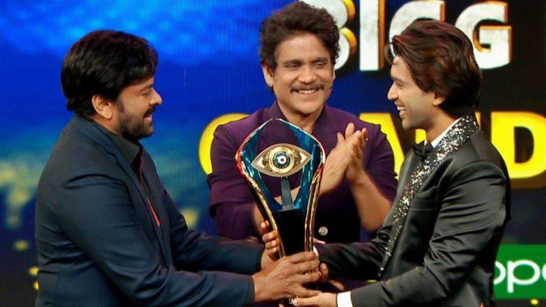 Big Boss 4 Telugu Winner: బిగ్ బాస్ 4 విజేత అభిజిత్, గ్రాండ్ ఫినాలేకు ముఖ్య అతిథిగా వీచ్చేసిన మెగాస్టార్ చిరంజీవి, విజేతకు సీజన్ 4 ట్రోఫి మరియు రూ. 25 లక్షల క్యాష్ రివార్డ్