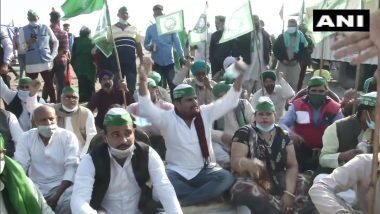 Farmer's Protest: కొనసాగుతున్న రైతుల ఉద్యమం, 1300కు పైగా జియో సిగ్నల్ టవర్లను ధ్వంసం చేసిన ఆందోళనకారులు, రైతు సమస్యలు పరిష్కరించకుంటే నిరాహార దీక్షకు దిగుతానని ప్రకటించిన అన్నా హజారే