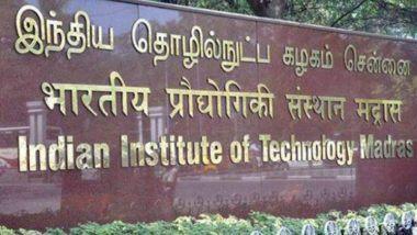 IIT Madras: 66 మంది విద్యార్థులకు, 5గురు అధ్యాపకులకు కరోనా, చెన్నై ఐఐటీ క్యాంపస్లో కలకలం, అందరూ ఇంటి నుంచే పనిచేయాలని యాజమాన్యం సర్క్యులర్ జారీ