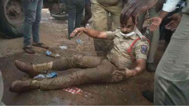 Jawahar Nagar Violence: మేడ్చల్ జిల్లాలో దారుణం, ఇన్స్పెక్టర్పై పెట్రోల్, కారం పొడితో దాడి చేసిన భూకబ్జాదారులు, నిందితులను అరెస్ట్ చేసిన పోలీసులు, యశోదాలో చికిత్సపొందుతున్న సీఐ భిక్షపతి
