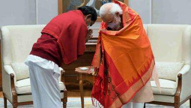 CM KCR Delhi Tour: ముగిసిన తెలంగాణ సీఎం ఢిల్లీ టూర్, చివరి రోజు ప్రధాని మోదీతో కేసీఆర్ భేటీ, రాష్ట్రానికి అవసరమైన నిధులను వెంటనే విడుదల చేయాలని ప్రధానికి విజ్ఞప్తి