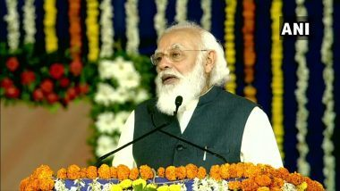 PM Modi on Farmers' Protest: రైతులను ప్రతిపక్షాలు తప్పుదారి పట్టించాయి, దిల్లీ కేంద్రంగా భారీ కుట్ర జరిగింది, రైతు సంక్షేమానికే తమ ప్రభుత్వం కట్టుబడి ఉంది: ప్రధాని మోదీ