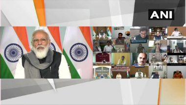 PM Modi on Vaccine: మరికొన్ని వారాల్లోనే కొవిడ్19కు వ్యాక్సిన్ వచ్చేస్తుంది, అఖిలపక్షంతో సమావేశంలో ప్రధాని నరేంద్ర మోదీ ప్రకటన, మొదటి దశలో ఫ్రంట్లైన్ వారియర్స్కు, వృద్ధులకు ప్రాధాన్యం