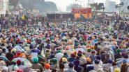 Bharat Bandh on Dec 8: డిసెంబర్ 8న భారత్ బంద్, దేశ రాజధానిలో తీవ్ర రూపం దాల్చిన రైతుల ఉద్యమం, కొత్త వ్యవసాయ చట్టాలను వెనక్కి తీసుకోవాలనే రైతుల పోరాటానికి మద్ధతుగా నిలిచిన సుప్రీంకోర్టు బార్ అసోసియేషన్ అధ్యక్షుడు దుష్యంత్ దవే