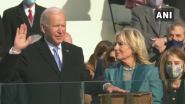Joe Biden Sworn in as US President: 'అమెరికన్లందరికీ అధ్యక్షుడిగా ఉంటాం, శ్వేతజాతి దురహంకారాన్ని ఓడిస్తాం'! అమెరికా 46వ అధ్యక్షుడిగా ప్రమాణం చేసిన జో బైడెన్, కీలక ఆదేశాలపై తొలి సంతకం