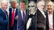 Oldest Presidents of United States: లేటు వయసులో అమెరికాను ఏలిన నేతలు గురించి తెలుసుకుందామా? అమెరికా 46వ అధ్యక్షుడిగా జో బైడెన్ నేడు ప్రమాణ స్వీకారం