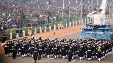 Republic Day Celebrations 2021: భారత గణతంత్ర దినోత్సవం 2021 వేడుకలకు సర్వం సిద్ధం, అబ్బురపరిచేలా సైనిక విన్యాసాలు, రిపబ్లిక్ డే వేడుకల్లో ప్రధాన ఆకర్షణ కానున్న రఫేల్ యుద్ధ విమానాలు