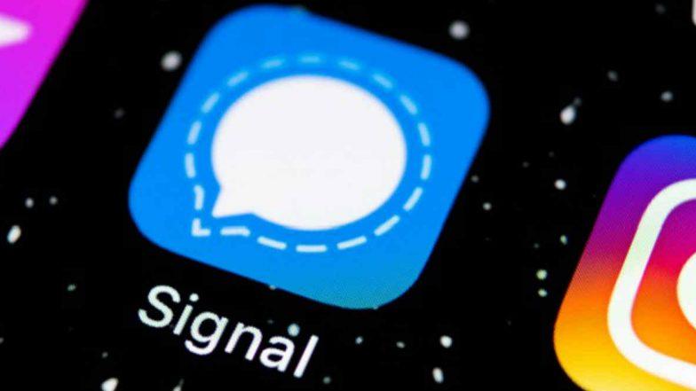 Signal App: వాట్సాప్ ఢమాల్, సిగ్నల్ యాప్ వైపై వెళుతున్న యూజర్లు, మొబైల్ కాల్ తరహాలోవాయిస్ కాల్ ఫుల్ క్లారిటీ, వినియోగదారుల మెసేజెస్కు పూర్తి ప్రైవసీ ఉంటుందని తెలిపిన వాట్సాప్