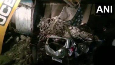 Dhupguri Road Accident: ఘోర రోడ్డు ప్రమాదంలో 13 మంది మృతి, మరికొందరికి తీవ్ర గాయాలు, కొంప ముంచిన పొగమంచు, పశ్చిమ బెంగాల్లోని జల్పాయ్గురి జిల్లా ధూప్గురి వద్ద విషాద ఘటన