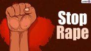 MP Shocker: పదమూడేళ్ల బాలికపై ఒకరి తర్వాత ఒకరు లైంగికదాడి, అయిదు రోజుల్లో రెండు సార్లు అత్యాచారం చేసిన కామాంధులు, పోస్కో మరియు ఐపీసీ సెక్షన్ల కింద నిందితులపై కేసు నమోదు చేసిన మధ్యప్రదేశ్ పోలీసులు