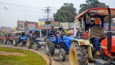 Farmers Tractor Rally: కొత్త చట్టాల రద్దు కోరుతూ ముంబైలో వేలాది మంది రైతుల నిరసనలు, రాష్ట్ర వ్యాప్తంగా రైతుల వాహన మార్చ్, గణతంత్ర దినోత్సవం రోజున ఢిల్లీలో కర్షకుల ట్రాక్టర్ల ర్యాలీ