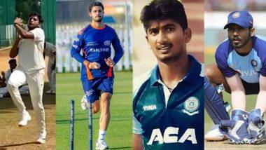 IPL 2021: ఐపీఎల్ వేలంలో నలుగురు తెలుగు ప్లేయర్లు, తెలంగాణ నుంచి ఇద్దరు..ఏపీ నుంచి ఇద్దరు.. మరి ఈ యువ సంచలనాల గురించి మీకెవరికైనా తెలుసా.. ?