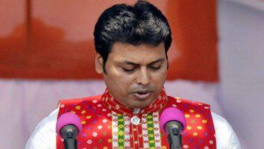 'BJP in Srilanka &Nepal': శ్రీలంక, నేపాల్లో బీజేపీ పార్టీ ఏర్పాటు చేస్తాం, అమిత్ షా కోరిక అదే, సంచలన వ్యాఖ్యలు చేసిన త్రిపుర సీఎం బిప్లాబ్ కుమార్ దేబ్, ప్రపంచవ్యాప్తంగా బీజేపీ అవసరం ఉందని తెలిపిన సీఎం