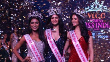 Femina Miss India 2020: ఫెమినా మిస్ ఇండియా 2020 విజేతగా హైదరాబాదీ,  మిస్ ఇండియా కిరీటాన్ని కైవసం చేసుకున్న మానస వారణాసి, డిసెంబర్ 2021లో జరిగే మిస్ వరల్డ్ పోటీల్లో భారత్ తరఫున ప్రాతినిధ్యం