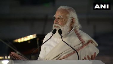 PM Modi Addresses The Nation: వలస కూలీలకు భరోసా ఇవ్వండి, కరోనా సమస్యకు లాక్డౌన్ పరిష్కారం కానే కాదు, సమష్టిగా పోరాడితేనే సాధ్యం, కరోనా సెకండ్ వేవ్ నేపథ్యంలో దేశ ప్రజలనుద్దేశించి ప్రసంగించిన ప్రధాని మోదీ