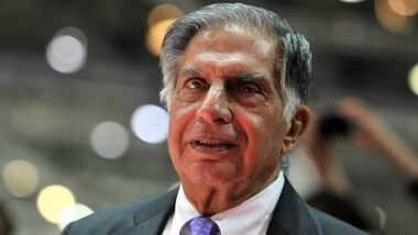 Bharat Ratna for Ratan Tata: భారతీయుడిని కావడం నా అదృష్టం, నాకు భారత రత్న ఇవ్వాలనే ప్రచారం ఆపండి, ట్విట్టర్ ద్వారా నెటిజన్లను వేడుకుంటున్నట్లు తెలిపిన రతన్ టాటా