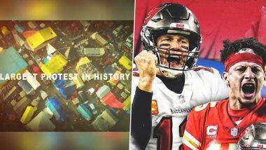 Super Bowl 2021: సూపర్ బౌల్లో మన దేశ రైతుల ఆందోళన యాడ్, మార్టిన్ లూథర్ కింగ్ జూనియర్ మాటలతో 30 సెకన్ల యాడ్, చరిత్రలో సుదీర్ఘ పోరాటమంటూ ప్రారంభం, నిధులు సమకూర్చిన సెంట్రల్ వ్యాలీ సిక్కు సంఘం