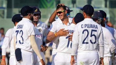 India vs England 2nd Test 2021: భారత్ భారీ విజయం, రెండో టెస్టులో చిత్తయిన ఇంగ్లండ్, 317 పరుగుల భారీ విజయంతో తొలి టెస్ట్ పరాభవానికి ప్రతీకారం తీర్చుకున్న భారత్