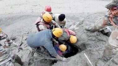 Uttarakhand Glacier Burst: తాత్కాలిక సరస్సుతో పొంచి ఉన్న మరో ప్రమాదం, ధౌలిగంగా వరదల్లో 54కు చేరిన మృతుల సంఖ్య, ఇంకా కానరాని 150 మంది ఆచూకీ