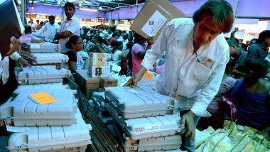 Tirupati By Poll Result 2021: భారీ ఆధిక్యంలో వైసీపీ, వెనుకంజలో టీడీపీ, కనపడని బీజేపీ-జనసేన ప్రభావం, పోస్టల్ బ్యాలెట్ ఓట్లలో వైసీపీదే ఆదిక్యం, నెల్లూరు జిల్లాలో కొనసాగుతున్న వైసీపీ హవా
