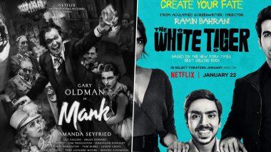 Oscars 2021 Nominations: భారత్ నుంచి ఒక్క సినిమా కూడా లేదు, ఆస్కార్ ఫైనల్ బరిలో నిలిచిన చిత్రాల లిస్టును విడుదల చేసిన ప్రియాంక- నిక్ జోనాస్ దంపతులు, ఏప్రిల్ 25న అమెరికాలోని లాస్ ఏంజిల్స్లో 93వ ఆస్కార్ అవార్డుల వేడుక