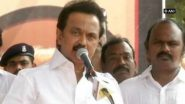 Tamil Nadu Elections 2021: తమిళనాడు అసెంబ్లీ ఎన్నికలు, కొలిక్కి వచ్చిన కాంగ్రెస్-డీఎంకే మధ్య సీట్ల పంచాయితీ, కన్యాకుమారి లోక్సభ స్థానంతో పాటు 25 అసెంబ్లీ స్థానాల్లో పోటీ చేసేందుకు కాంగ్రెస్ పార్టీ నిర్ణయం