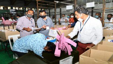 Telangana Municipal Election Results 2021: తెలంగాణలో కొనసాగుతున్న మినీ మున్సిపల్ ఎన్నికల కౌంటింగ్, గ్రేటర్ వరంగల్, ఖమ్మం కార్పొరేషన్లతో పాటు పలు మున్సిపాలిటీలకు నేడు ఓట్ల లెక్కింపు