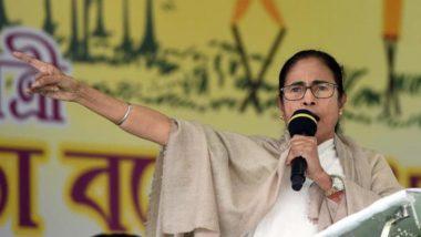 West Bengal Assembly Polls 2021: పశ్చిమ బెంగాల్ అసెంబ్లీ ఎన్నికలకు అభ్యర్థుల పేర్లను ప్రకటించిన టీఎంసీ అధినేత్రి మమతా బెనర్జీ, ఒకేసారి 291 అభ్యర్థుల జాబితా విడుదల, ఈసారి తాను నందిగ్రామ్ నియోజకర్గం నుంచి పోటీచేస్తున్నట్లు ప్రకటించిన బెంగాల్ సీఎం