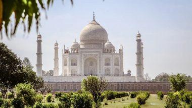 Bomb Scare at Taj Mahal: తాజ్మహల్ను బాంబుతో పేల్చేస్తాం, బెదిరింపు కాల్తో అలర్ట్ అయిన పోలీసులు, బాంబు స్క్వాడ్, డాగ్ స్క్వాడ్తో తనిఖీలు,  తాజ్మహల్ సందర్శన మూసివేత