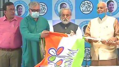 Yashwant Sinha Joins TMC: అటల్జీ పాలన వేరు..మోదీ పాలన వేరు, బీజేపీకీ భారీ ట్విస్ట్ ఇస్తూ తృణమూల్ పార్టీలో చేరిన యశ్వంత్ సిన్హా, అన్ని వ్యవస్థలు నేడు బలహీనం అయ్యాయని ఆవేదన