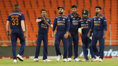 IND vs ENG 3rd T20I 2021: భారత్ బౌలర్లను బాదేసిన బట్లర్, ఇండియాపై 8 వికెట్ల తేడాతో ఇంగ్లండ్ ఘనవిజయం, కెప్టెన్ మోర్గాన్ 100 టి20 మ్యాచ్లో విజయాన్ని కానుకగా అందించిన సహచరులు