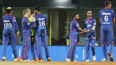 DC vs MI IPL 2021: మిశ్రా స్పిన్ మాయాజాలానికి తడబడిన ముంబై, 6 వికెట్ల తేడాతో రోహిత్ సేనను చిత్తు చేసిన పంత్ సేన, మ్యాన్ ఆఫ్ ద మ్యాచ్గా అమిత్ మిశ్రా