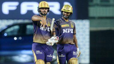SRH vs KKR Stat Highlights IPL 2021: ఓటమితో ఐపీఎల్ని ప్రారంభించిన సన్రైజర్స్ హైదరాబాద్, ఆల్రౌండ్ షోతో అదరగొట్టిన కోలకతా నైట్ రైడర్స్, 10 పరుగుల తేడాతో కేఆర్ ఘన విజయం