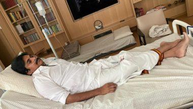 Pawan Kalyan: జనసేన అధినేత పవన్ కళ్యాణ్కు కరోనా పాజిటివ్.. ఆందోళనలో అభిమానులు, ప్రత్యేక వైద్య బృందంతో పవన్కు చికిత్స, త్వరలోనే సంపూర్ణ ఆరోగ్యంతో అభిమానుల ముందుకు వస్తారని జనసేన ప్రకటన