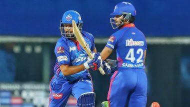 SRH vs DC IPL 2021: ఐపీఎల్–2021 సీజన్లో తొలి సూపర్ ఓవర్ నమోదు, ఉత్కంఠభరిత పోరులో ఢిల్లీదే పై చేయి, హైదరాబాద్ను గెలిపించలేకపోయిన విలియమ్సన్ బ్యాటింగ్, పృథ్వీ షాకు మ్యాన్ ఆఫ్ ది మ్యాచ్