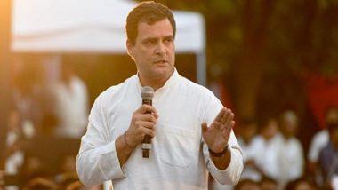 West Bengal Assembly Elections 2021: రాహుల్ గాంధీ కీలక నిర్ణయం, పశ్చిమ బెంగాల్ పర్యటనలన్నీ రద్దు, కరోనా నేపథ్యంలో అన్ని రాజకీయ పార్టీలు ఆలోచించాలని పిలుపు