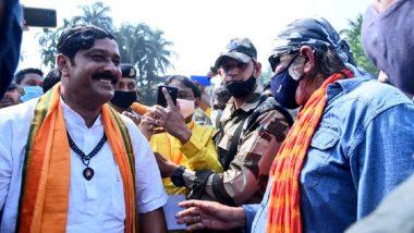 West Bengal Assembly Elections 2021: బెంగాల్ రాజకీయ వార్, బీజేపీ నేత రాహుల్ సిన్హాపై 48 గంటల పాటు ప్రచార నిషేధం, కూచ్ బేహార్ కాల్పులపై నోరు జారిన బీజేపీ నేత, రాష్ట్ర బీజేపీ చీఫ్ దిలీప్ ఘోష్కు కూడా నోటీసులు జారీ చేసిన ఈసీ