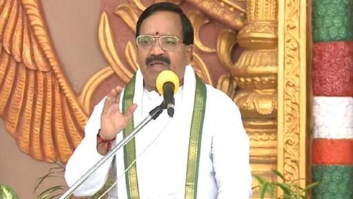 Lord Hanuman Birth Place: తిరుమలలోని అంజనాద్రే హనుమంతుడి జన్మస్థలం, ఆంజనేయుని జన్మస్థానంపై ఆధారాలు ప్రకటించిన టీటీడీ, వేంకటాచలానికి అంజనాద్రితోపాటు 20 పేర్లు ఉన్నాయని తెలిపిన జాతీయ సంస్కృత వర్సిటీ వీసీ ఆచార్య మురళీధరశర్మ