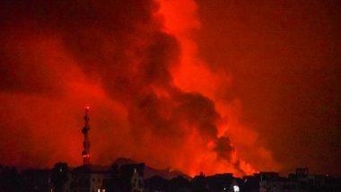 Congo Volcano Eruption: ఒక్కసారిగా పేలిన అగ్నిపర్వతం, ఇళ్లను ముంచెత్తిన లావా, 32 మంది మృతి, రెండు రోజుల క్రితం మౌంట్ నైరాగోంగో అగ్నిపర్వత విస్ఫోటనం