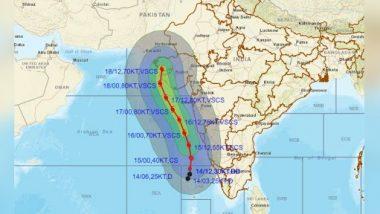 Cyclone Tauktae Update: మరో 2 రోజులు..వణికిస్తున్న తౌక్టే తుఫాన్, మహారాష్ట్ర, కేరళలో భారీ వర్షాలు, తెలంగాణకు భారీ వర్ష సూచన, ఈ నెల 18న గుజరాత్ వద్ద తీరం దాటే అవకాశం