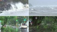 Cyclone Tauktae Update: ఆరు రాష్ట్రాలకు తౌక్టే తుఫాను ముప్పు, కర్ణాటకలో నలుగురు, కేరళలో ఇద్దరు మృతి, ఈ నెల 18న ఉదయం గుజరాత్ తీరాన్ని తాకనున్న తౌక్టే తుఫాను, అప్రమత్తంగా ఉండాలని హెచ్చరికలు జారీ చేసిన ఐఎండీ