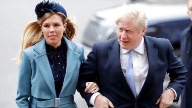 UK PM Boris Johnson Wedding: ముచ్చటగా మూడో పెళ్లి చేసుకున్న బ్రిటన్ ప్రధాని, క్యారీ సైమండ్స్ని రహస్యంగా వివాహమాడిన బోరిస్ జాన్సన్